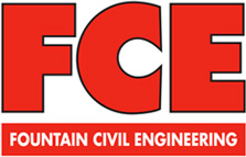Fountain Civil Engeneering Logo